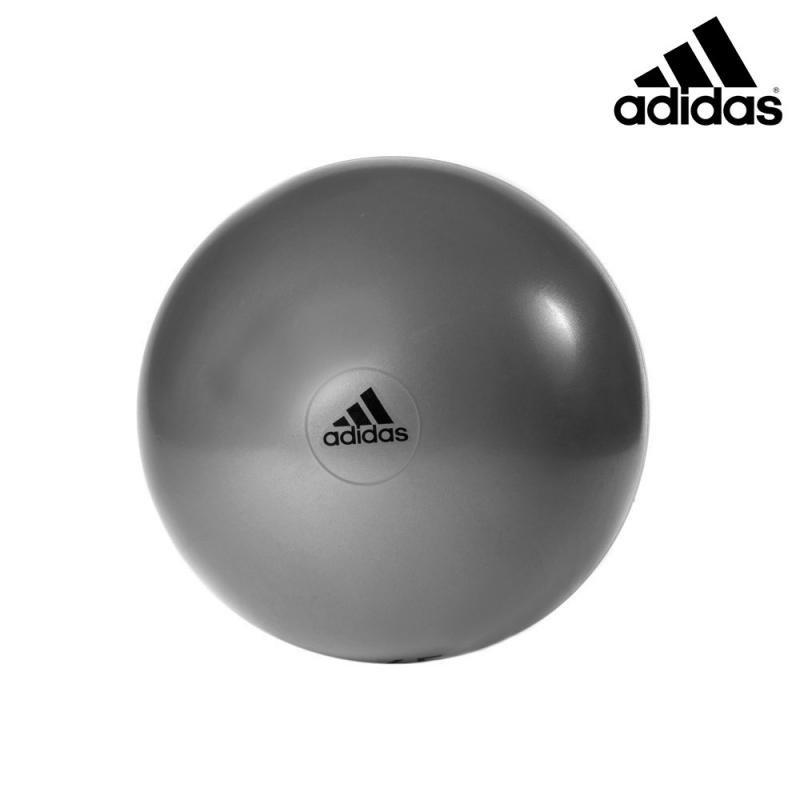 Šedý gymnastický míč Adidas - průměr 55  cm