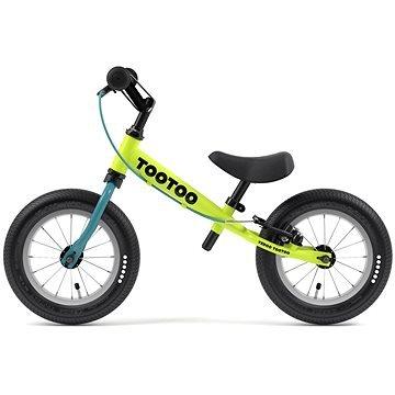 Zelené dětské odrážedlo Yedoo