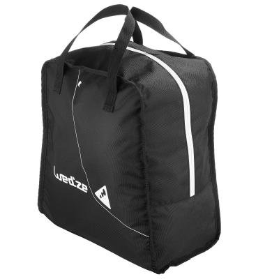 Černá taška na lyžařské boty pro 1 pár WED'ZE