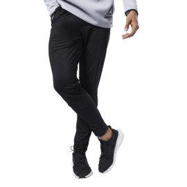 Černé pánské tepláky Reebok - velikost XL