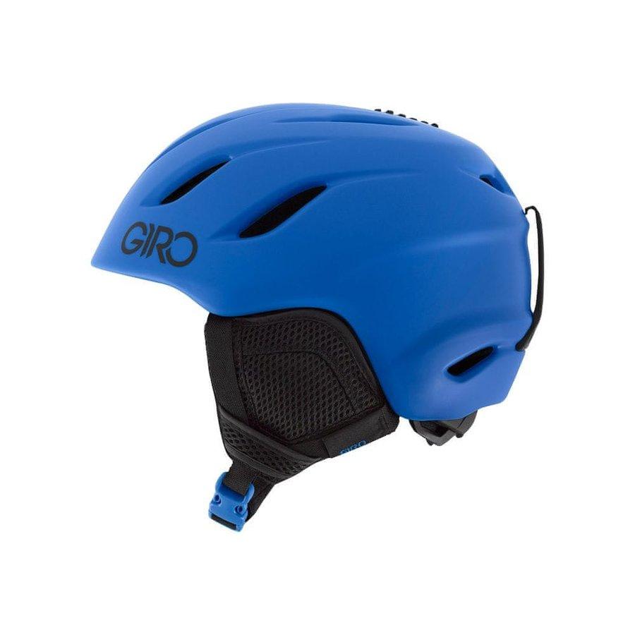 Modrá dětská helma na snowboard Giro - velikost M