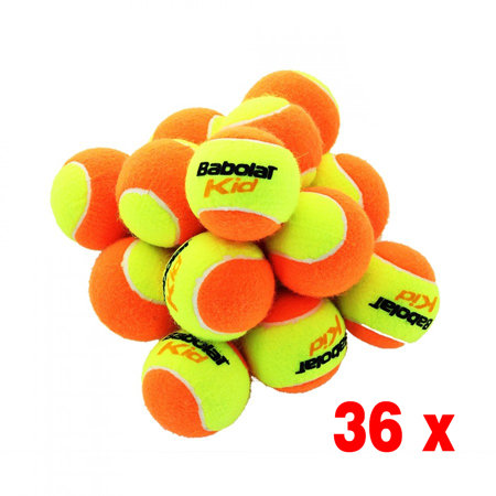 Tenisový míček - Dětské tenisové míče Babolat Orange 36 ks