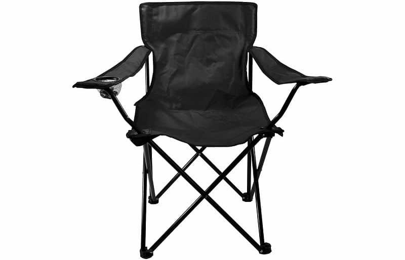 Kempingová židle Abbey Camp - nosnost 100 kg