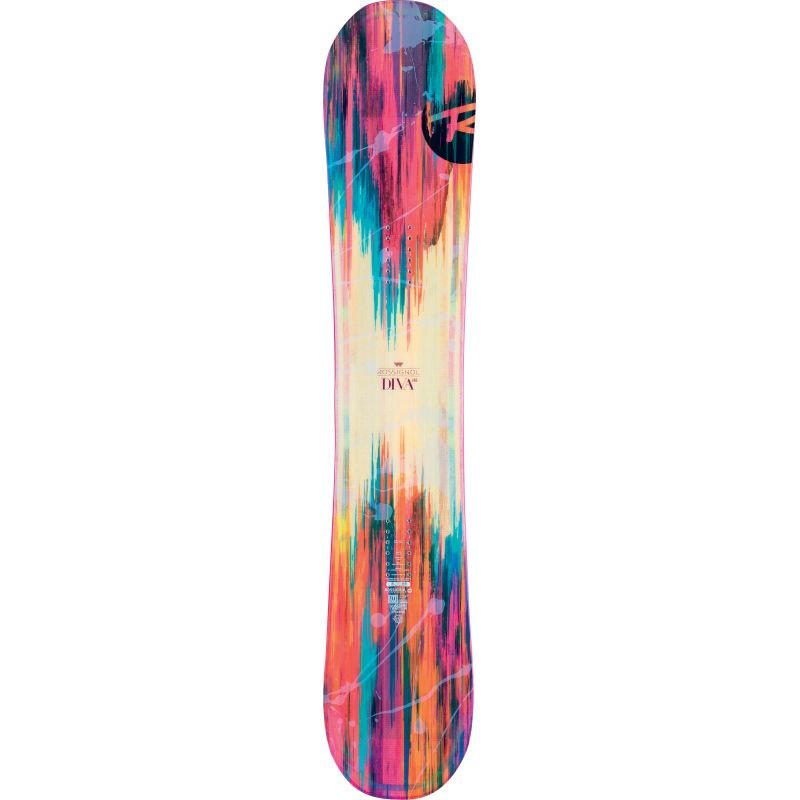 Snowboard bez vázání Rossignol - délka 144 cm