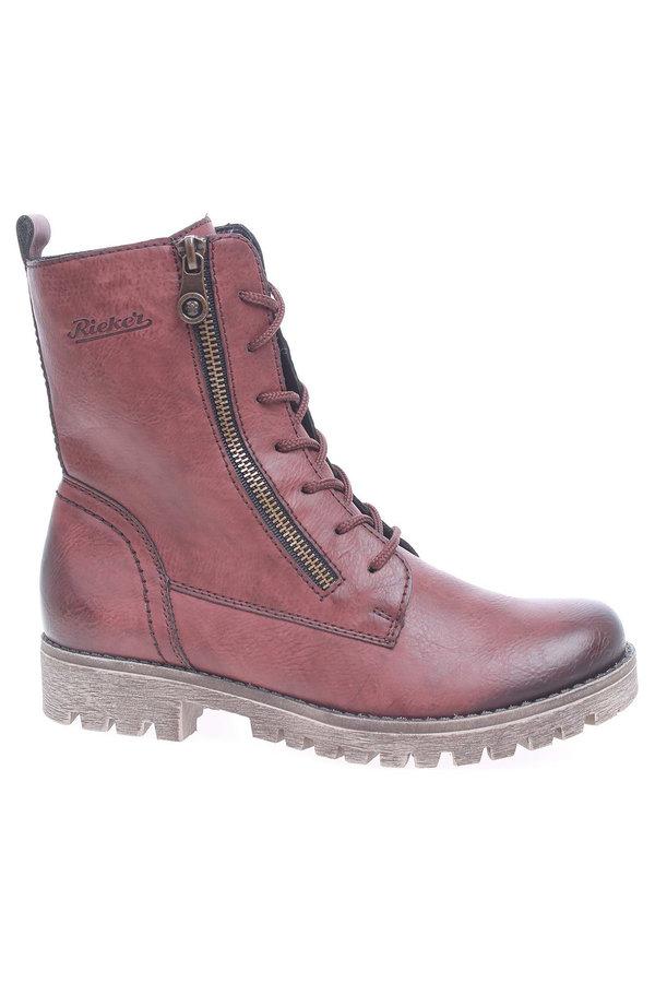 Dámské kotníkové boty RIEKER