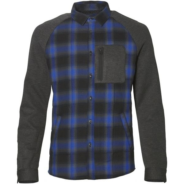Černo-modrá pánská košile s dlouhým rukávem O'Neill