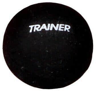 Míček na squash - Trainer squashový míček výkonnost: modrá tečka;balení: 1 ks