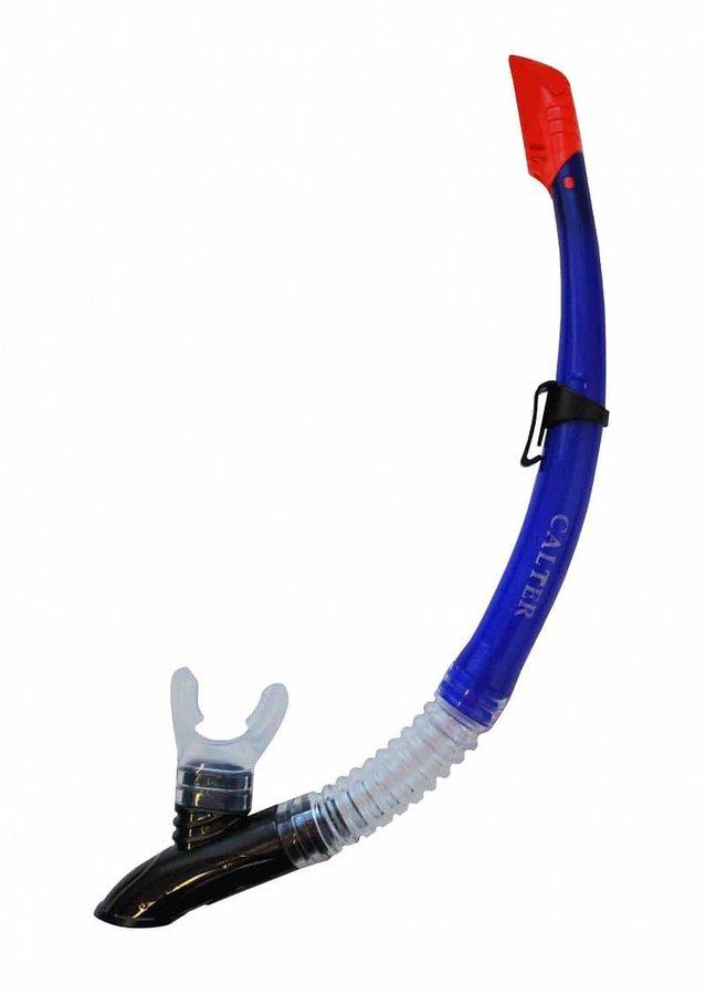 Šnorchl - Šnorchl CALTER ADULT 63PVC-SILICON, modrý