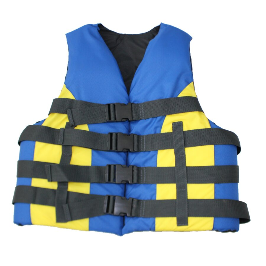 Modrá dámská plovací vesta König