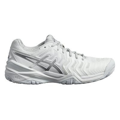 Bílá dámská tenisová obuv Gel Resolution, Asics - velikost 37 EU
