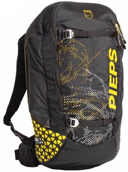 Černý lavinový skialpový batoh Pieps - objem 24 l