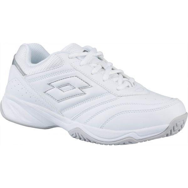 Bílá dětská tenisová obuv Lotto - velikost 39 EU