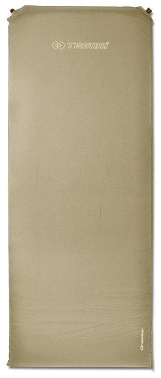 Hnědá karimatka Trimm - tloušťka 12 cm