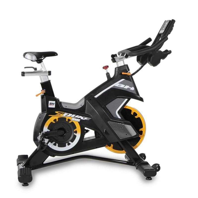 Elektromagnetický cyklotrenažér SUPER DUKE POWER, BH Fitness
