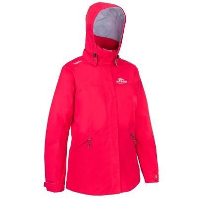 Růžová dámská bunda Tribord