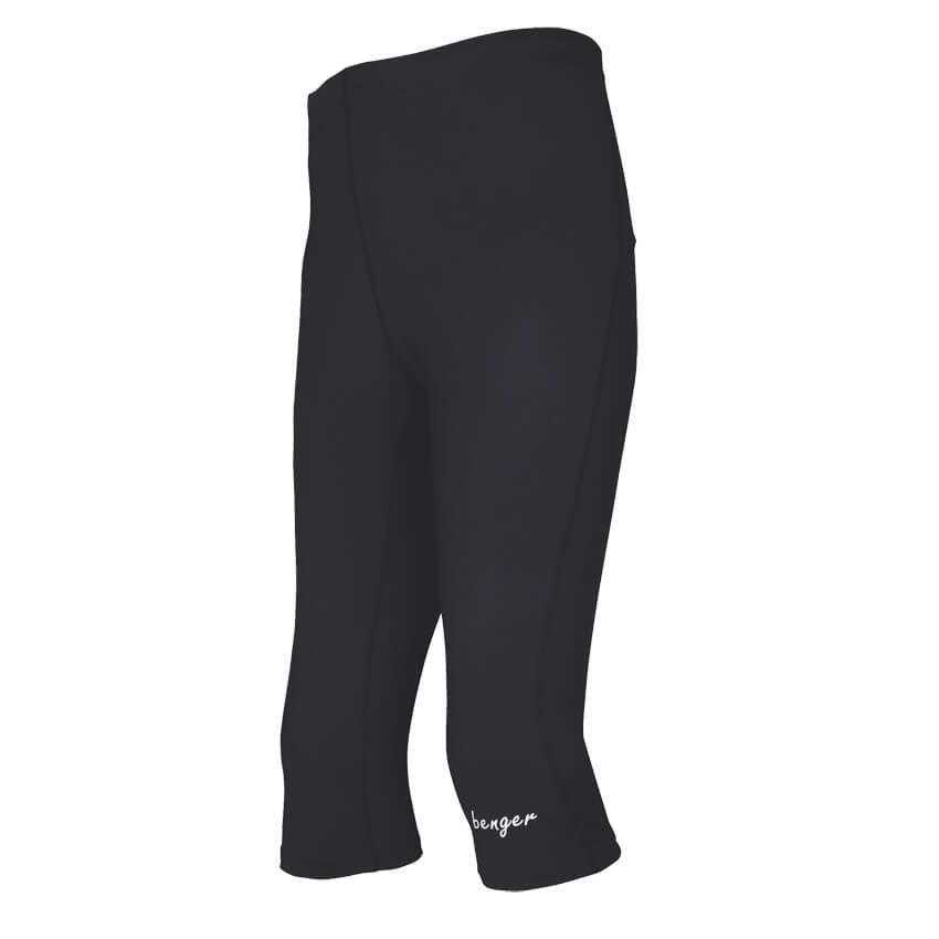 Černé dámské běžecké kalhoty Benger