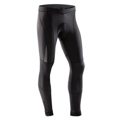 Dlouhé unisex cyklistické kalhoty B'TWIN