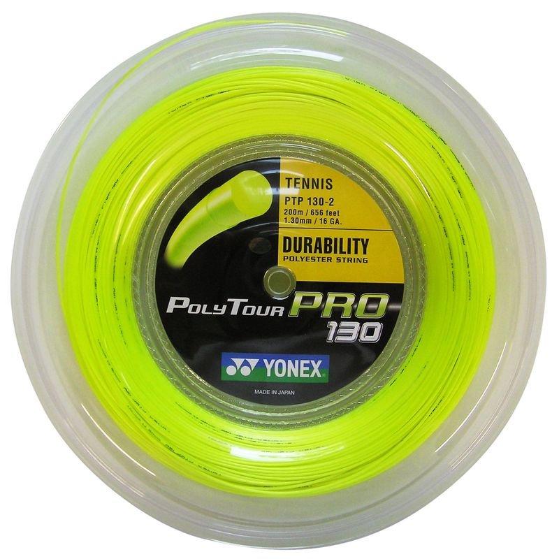 Tenisový výplet Poly Tour Pro, Yonex - průměr 1,25 mm a délka 200 m