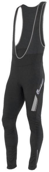 Černé pánské kalhoty na běžky Sensor