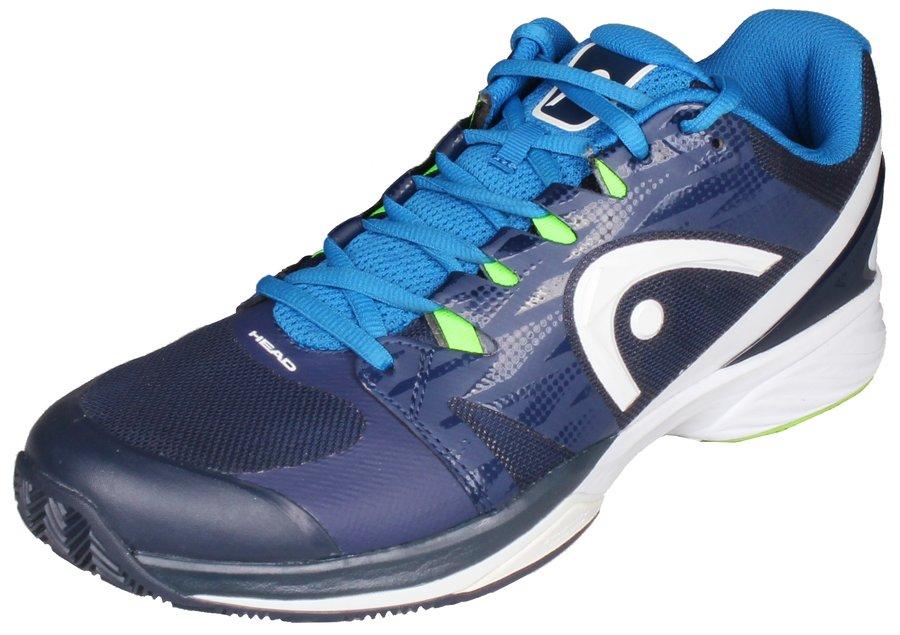 Modrá pánská tenisová obuv Nzzzo Pro Clay, Head - velikost 42 EU