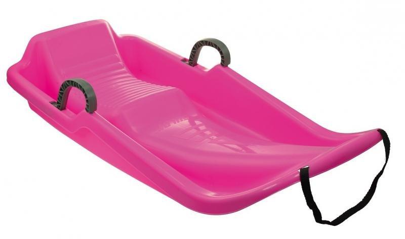 Boby - Bob plastový SULOV-OLYMPIC, růžový