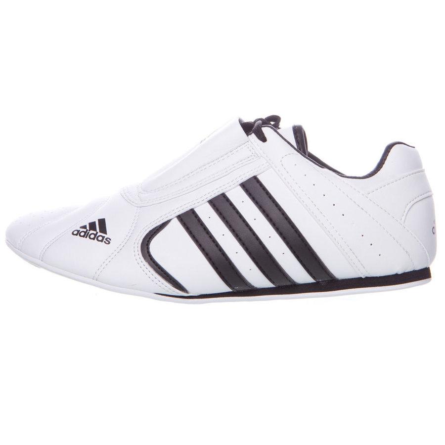 Sálové boty - obuv - Budo boty adidas SM III - bílá - velikost 9,5