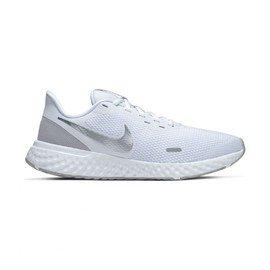 Bílé dámské běžecké boty Nike