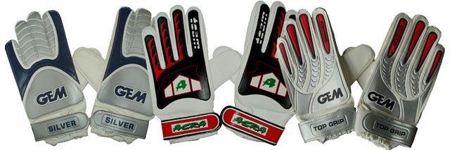 Brankářské fotbalové rukavice Acra