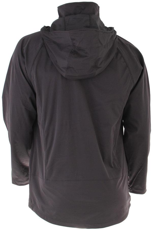 Černá pánská bunda AXON - velikost XL  37bdb1cda6