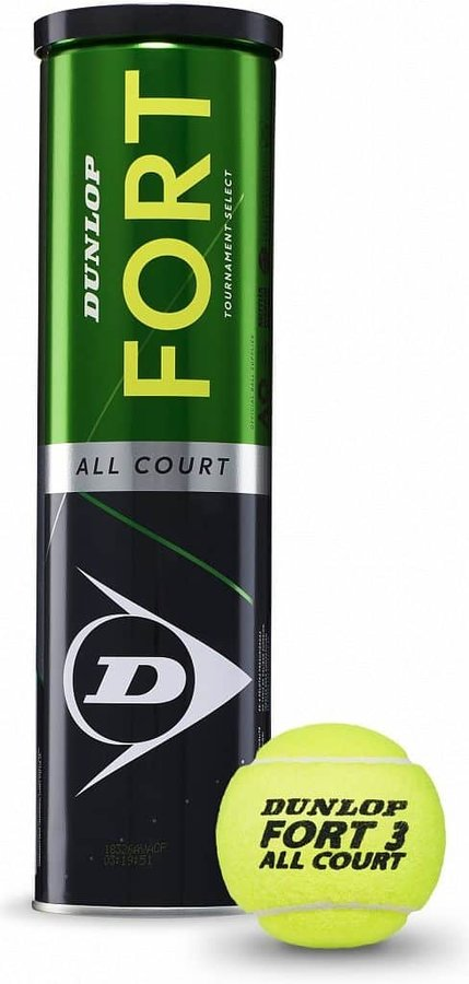 Tenisový míček - Fort All Court TS tenisové míče balení: 4 ks