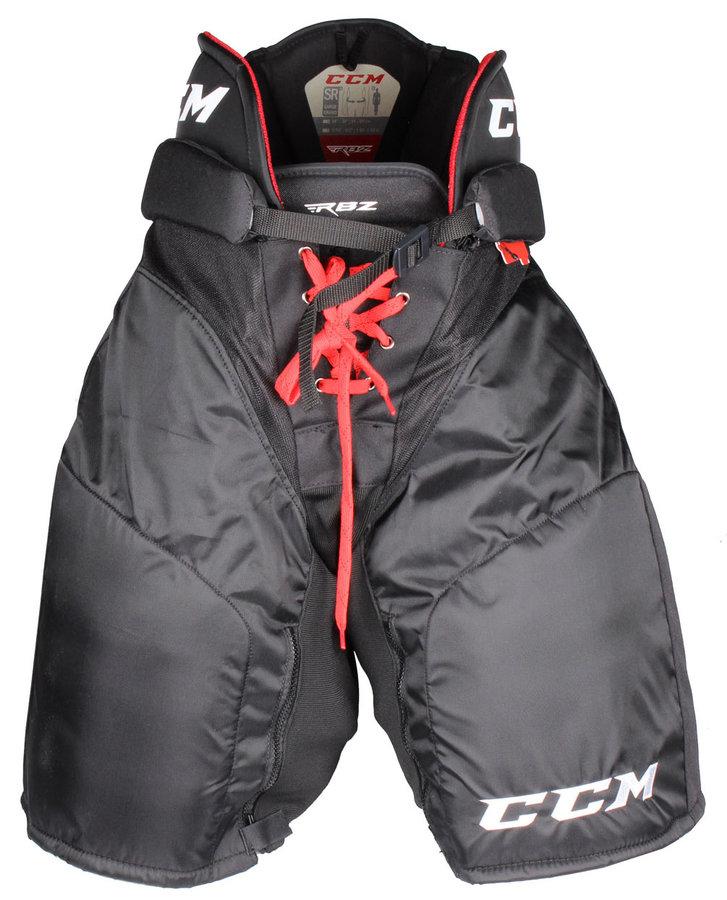 Černé unisex hokejové kalhoty CCM - velikost S