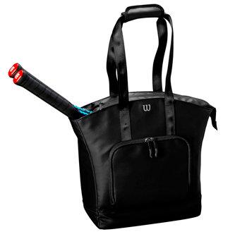 Tenisová taška - Wilson Womens Tote 2019 Black