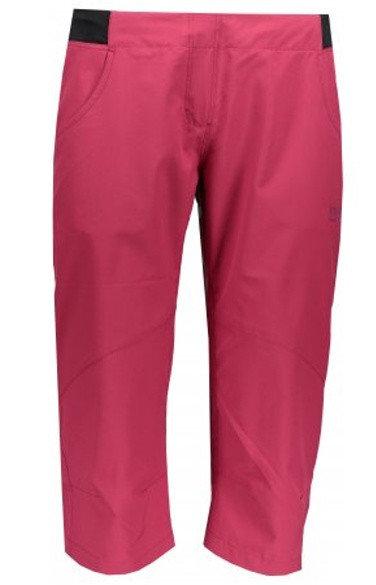 Růžové dámské kalhoty Nordblanc