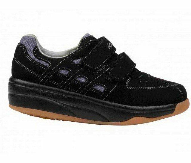 Černé dětské tenisky Joyssy - velikost 33 EU