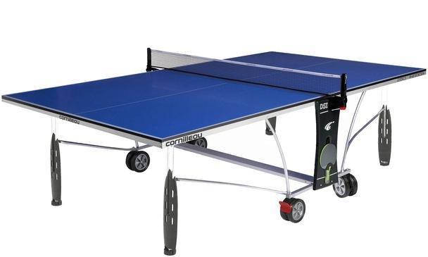 Modrý vnitřní stůl na stolní tenis Sport 250, Cornilleau