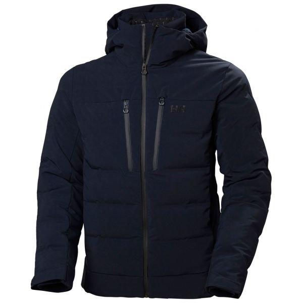 Černá pánská lyžařská bunda Helly Hansen