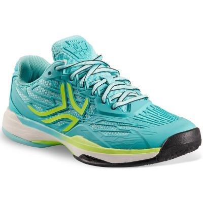 Modré dámské tenisové boty - obuv TS 990, Artengo - velikost 41 EU