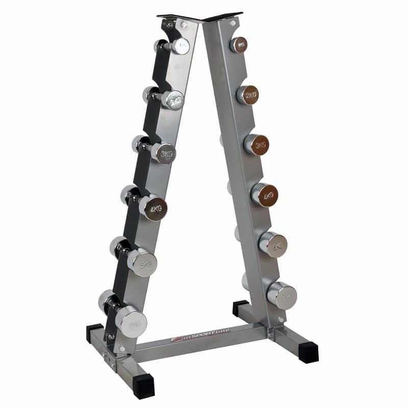 Stojan na činky inSPORTline - nosnost 200 kg
