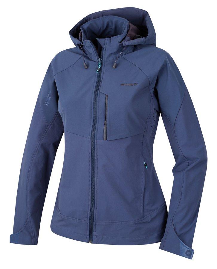 Softshellová dámská bunda Husky - velikost L