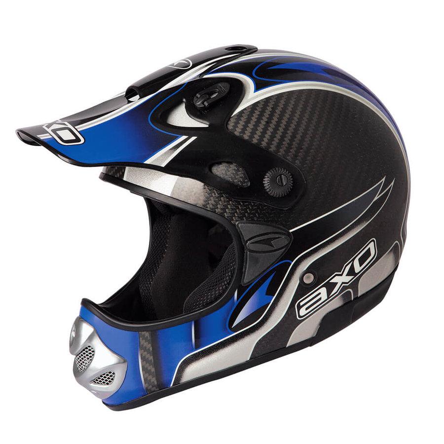 Helma na motorku MM Carbon Evo, Axo