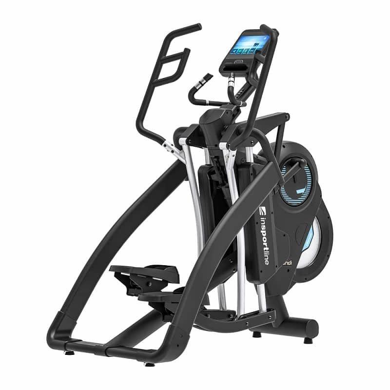 Magnetický eliptický trenažér inCondi ET2000i, inSPORTline - nosnost 150 kg