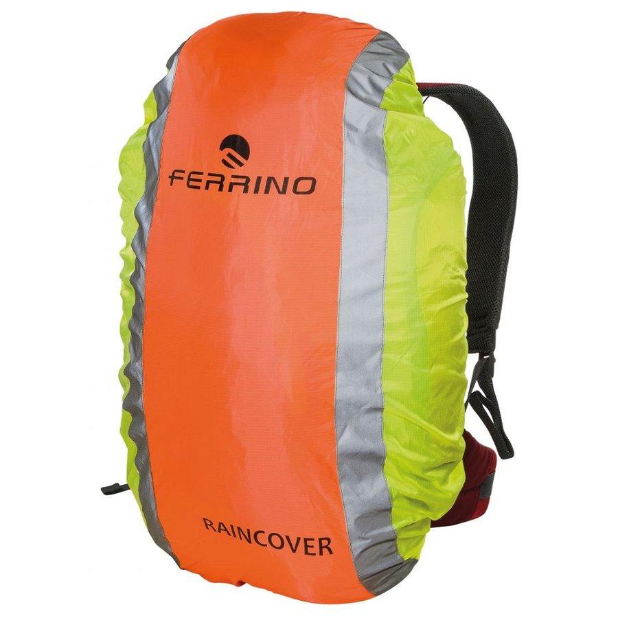 Oranžová pláštěnka na batoh Ferrino