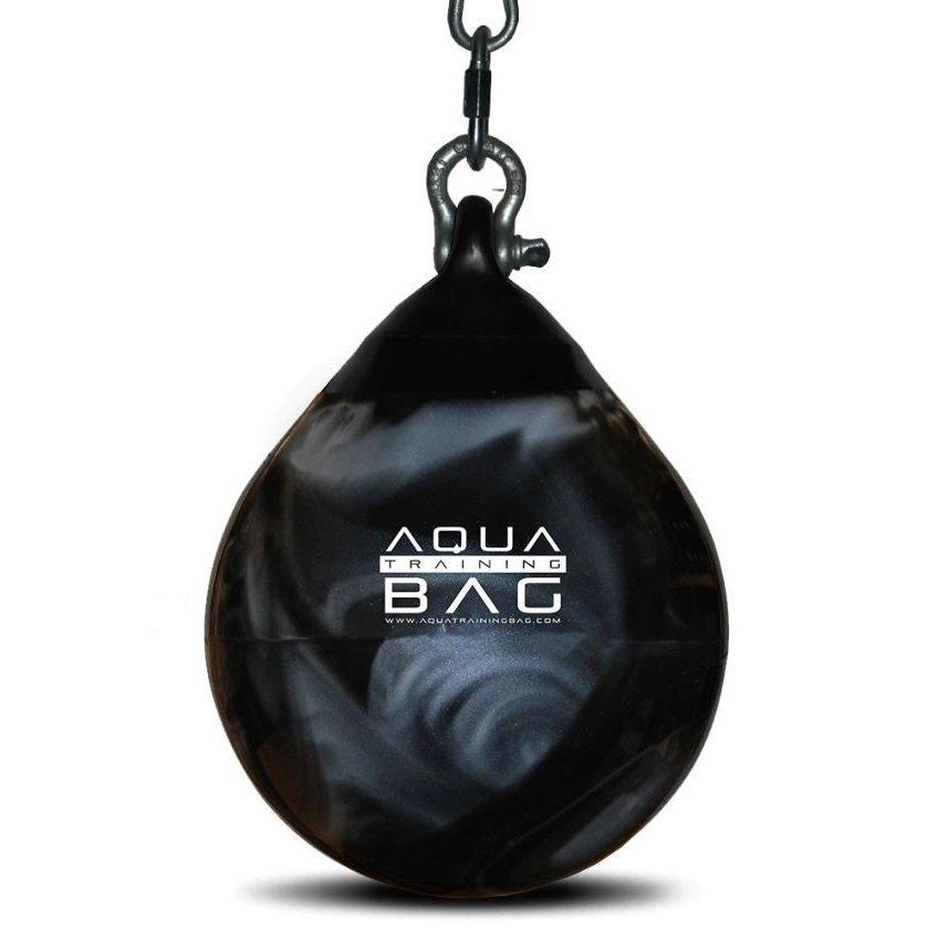 Černý vodní boxovací pytel Aqua Training Bag - 16 kg