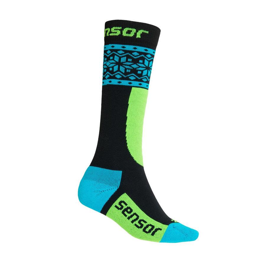 Pánské ponožky ThermoSnow Norway, Sensor