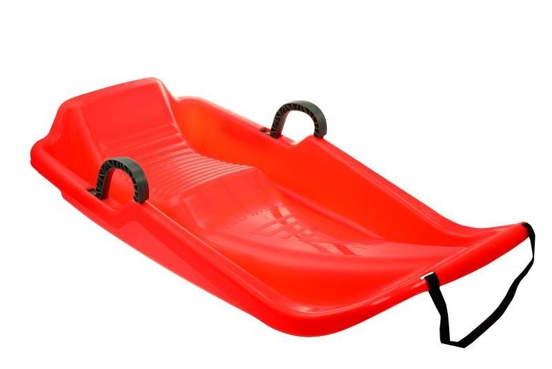Boby - Bob plastový SULOV-OLYMPIC, červený