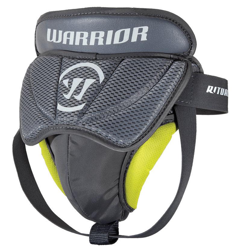 Brankářský hokejový suspenzor - Brankářský suspenzor Warrior Ritual-X Goalie Jock Junior Velikost: Junior