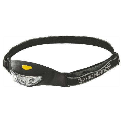 Čelovka - Svítilna čelová Ray 3 LED