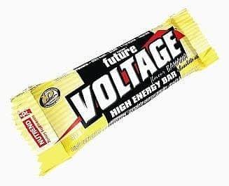 Energetická tyčinka - Nutrend VOLTAGE ENERGY CAKE 65 g Exotic 65g