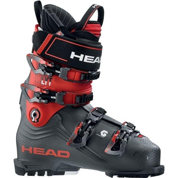 Šedé lyžařské boty Head