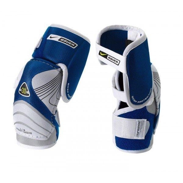 Hokejový chránič loktů - Lokty Nike Bauer 30 Junior Velikost: L/142-163cm